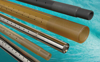 Drilled Core Tubes Integral for Liquid Filtration Systems