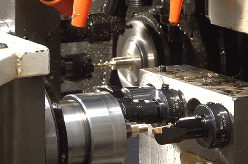 Precision Machining Services - for medical and food processing components