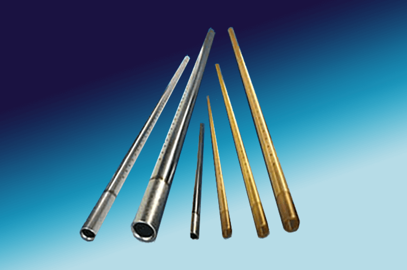 Custom Machined Plastic and Stainless Steel Tubes