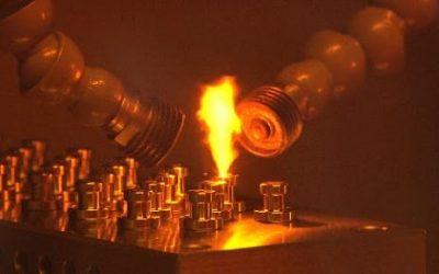 CNC Laser Micro Welding at Marshall